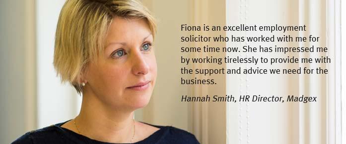 Martin Searle Solicitors Testimonial Hanna Smith Madgex Brighton