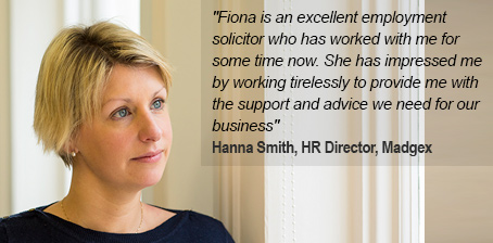 Hanna Smith - HR Director, Madgex