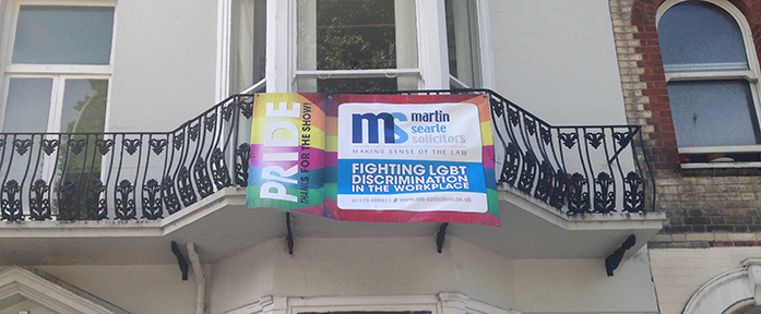 Martin-Searle-Solicitors-Brighton-Pride