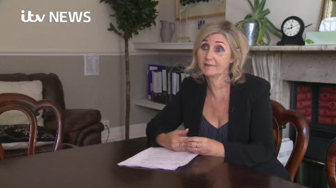 fiona-martin-pregnancy-maternity-discrimination-ITV-Meridian-News