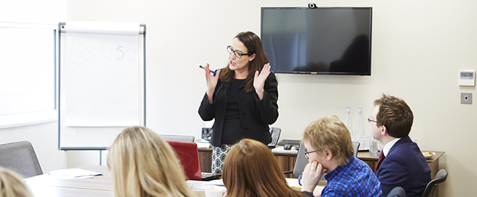 Cate Searle Community Care training