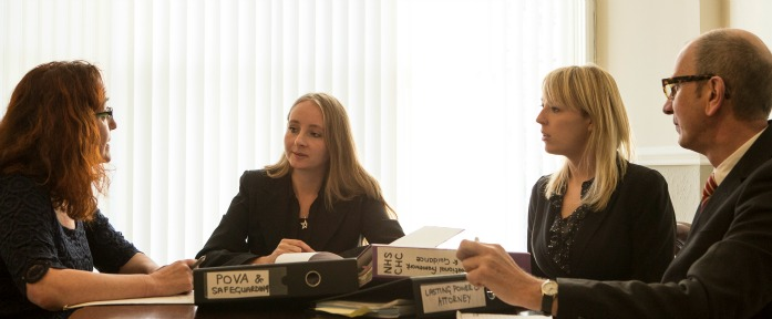 Martin Searle Solicitors Community Care Law Team