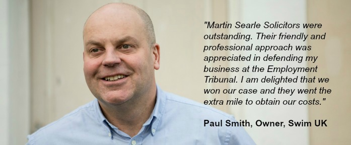 Employment Law Advice For Employers Martin Searle Solicitors