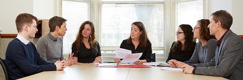 Community Care Law Team